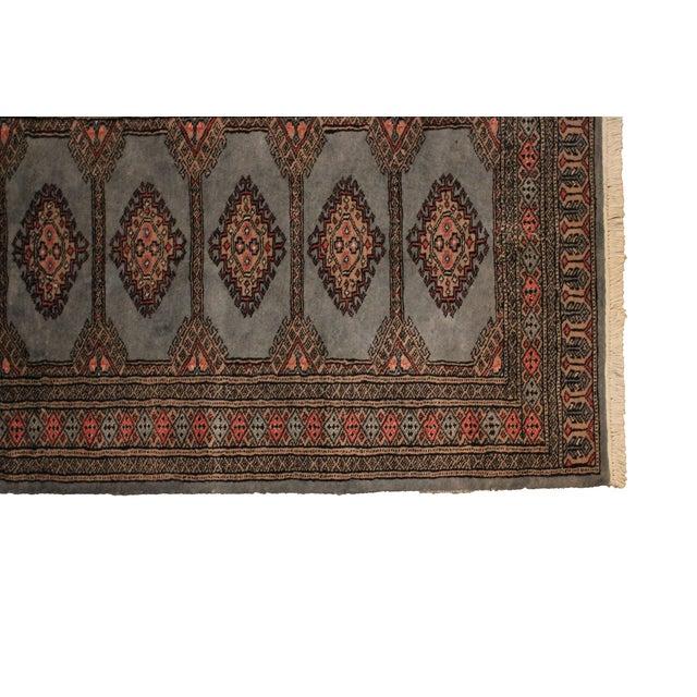 Vintage Peshawar Bokhara Rug - 2′6″ × 3′10″ - Image 4 of 5