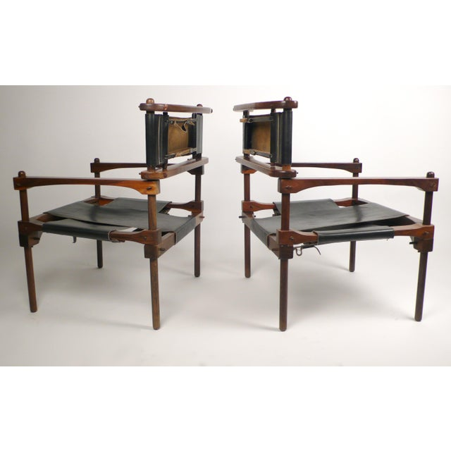 Modern Don Shoemaker Perno Chairs For Sale - Image 3 of 10
