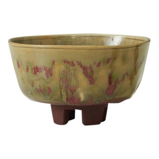 Wilhelm Kage bowl for Farsta For Sale