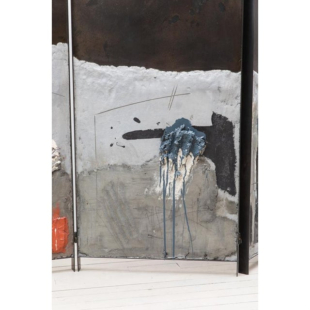 Screen Triptych, Usa, 2019 For Sale In New York - Image 6 of 11