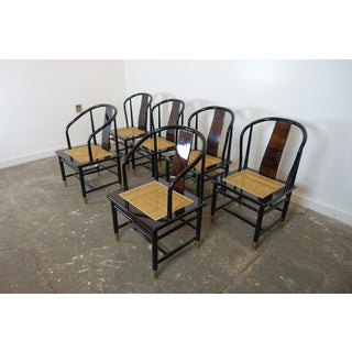 Henredon Mid-Century Modern Dining Chairs - Set of 6 Preview