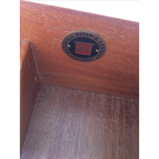Marshall Fields Vintage Marshall Fields Directoire Style Dresser For Sale - Image 4 of 7
