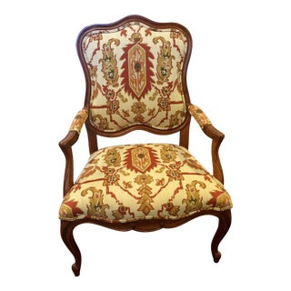 Ethan Allen French Provincial Style Accent Chair