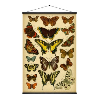 Antique 'Butterfly' Wall Hanging