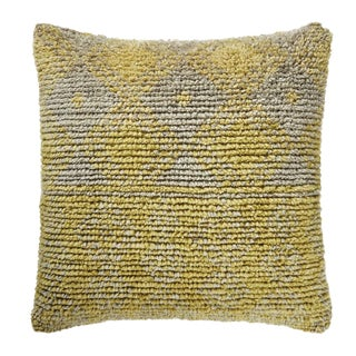 """Piper Collection Natural Wool """"Stella"""" Pillow For Sale"""