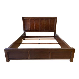 California King Bernhardt Bed Frame For Sale