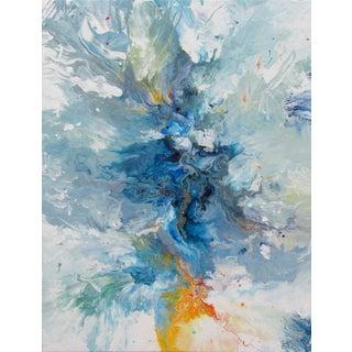 """Benthos"" Contemporary Original Painting For Sale"