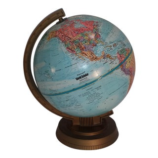 Replogle World Globe For Sale