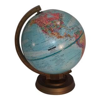 Replogle World Globe For Sale