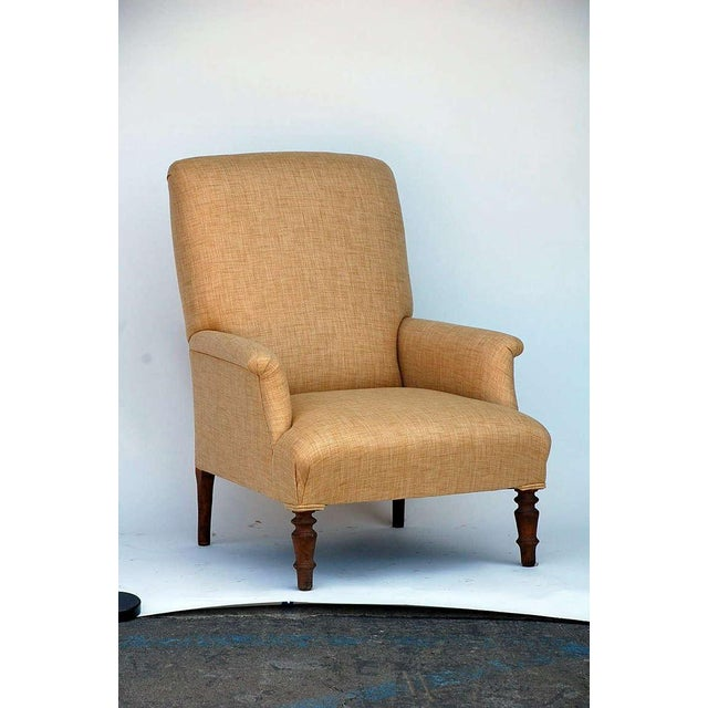 This listing is for a mid 19th century Low Napoleon III Bergere.