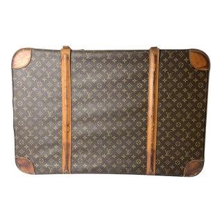 Vintage Louis Vuitton Large Suitcase For Sale