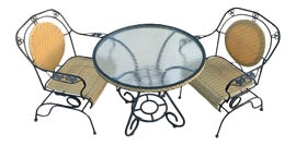 Image of Resin Outdoor Dining Sets