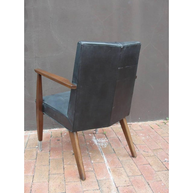 Rare and Perfect Design Desk Chair - Image 4 of 4