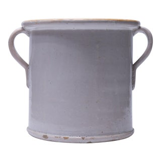Late 20th Century French Confit Pot For Sale