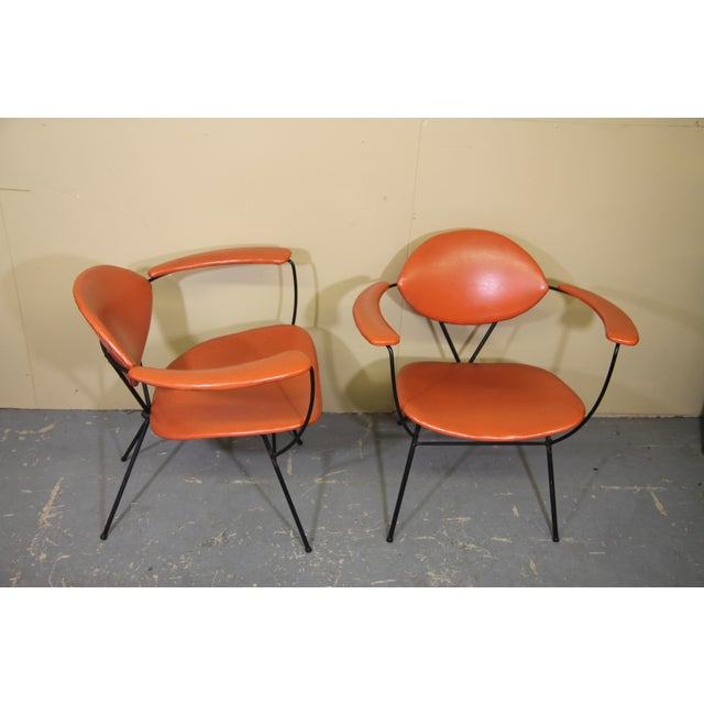 Joseph Cicchelli for Reilly-Wolff Lounge Chairs - a Pair For Sale - Image 4 of 8