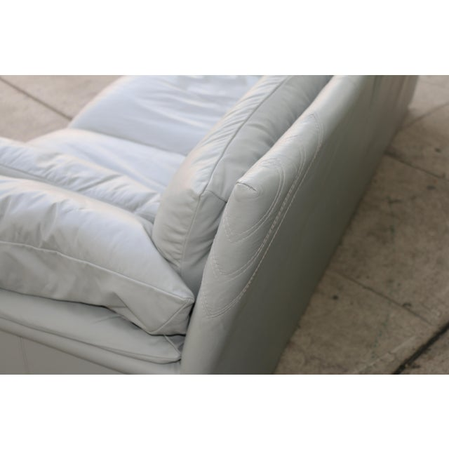 Nicoletti Italian Leather Sofa - Image 6 of 11