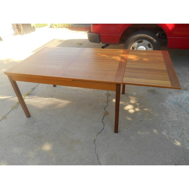 Ansager Mobler Teak Dining Table - Image 5 of 7