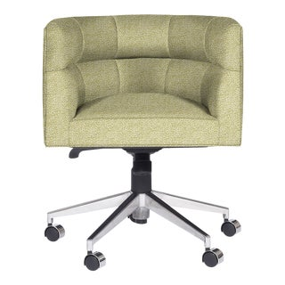 Casa Cosima Perry Desk Chair, Worthy Kiwi For Sale