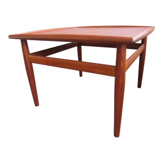 Grete Jalk Danish Teak Cocktail Table