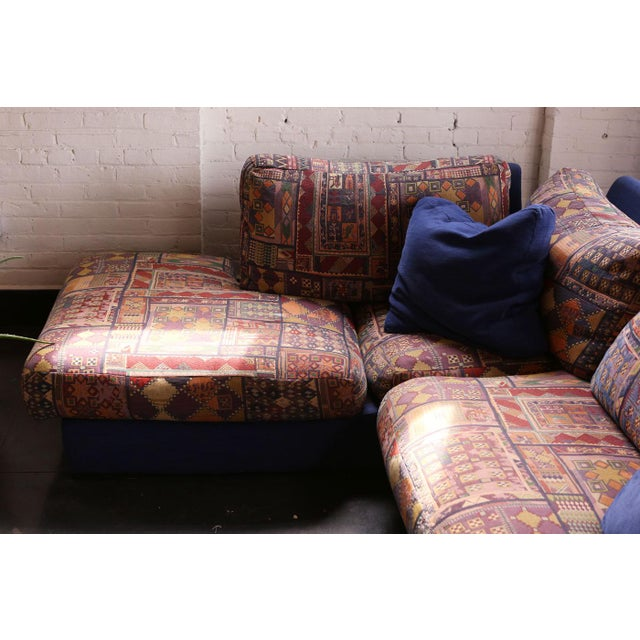 Roche Bobois Vintage Sectional Sofa For Sale In New York - Image 6 of 6