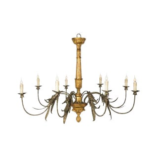Barton 8 Light Chandelier From Aidan Gray Home For Sale