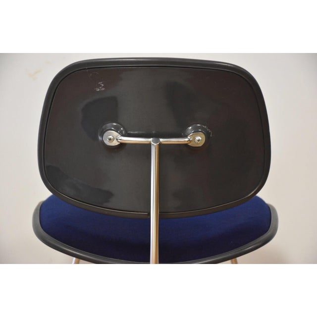 Plastic Herman Miller Dcm Eames Chair For Sale - Image 7 of 8