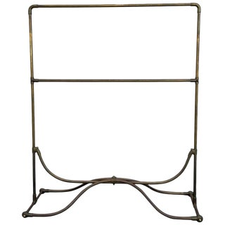 Early 20th Century French Clothes / Garment Rack