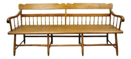 Image of British Colonial Benches