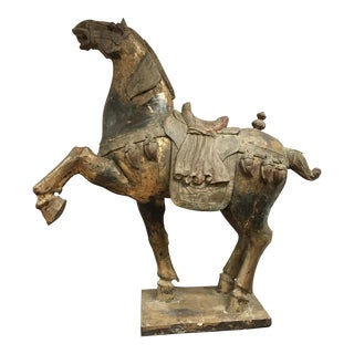 Antique Chinese Tang Horse