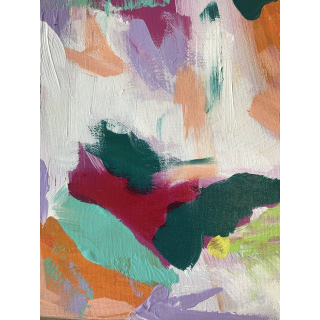 Abstract Christina Longoria Martin Abstract Painting For Sale - Image 3 of 5