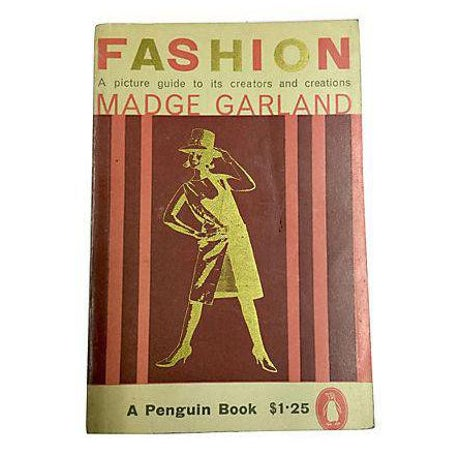 Fashion A Picture Guide Vintage 1962 Book By Garland Chairish