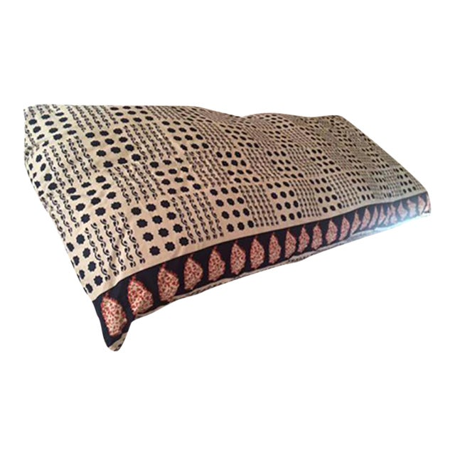 Sister Parish Moroccan Day Bed Cushion For Sale
