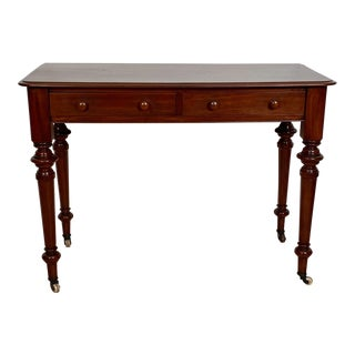 Victorian Writing Table, England Circa 1860 For Sale