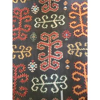 Jim Thompson Karapinar Festival Linen Fabric - 4 1/8 Yards