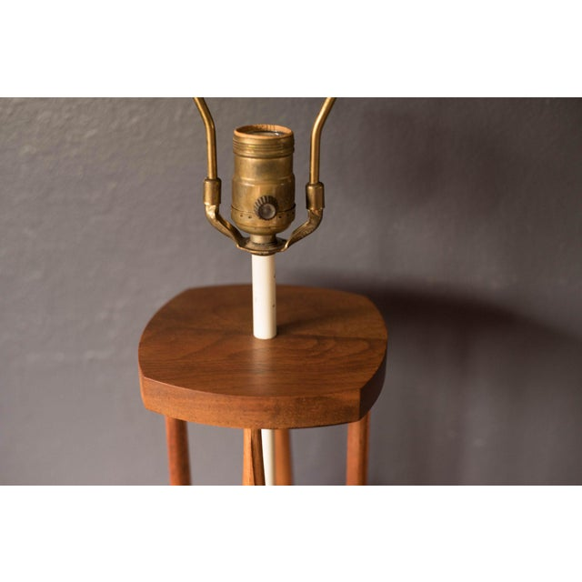 Mid 20th Century Mid-Century Modern Tony Paul for Westwood Lamps - a Pair For Sale - Image 5 of 11