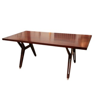 Ico Parisi Writing Table by Mim For Sale