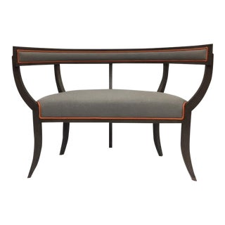 Mr. Brown London Bacchanalia Loveseat For Sale