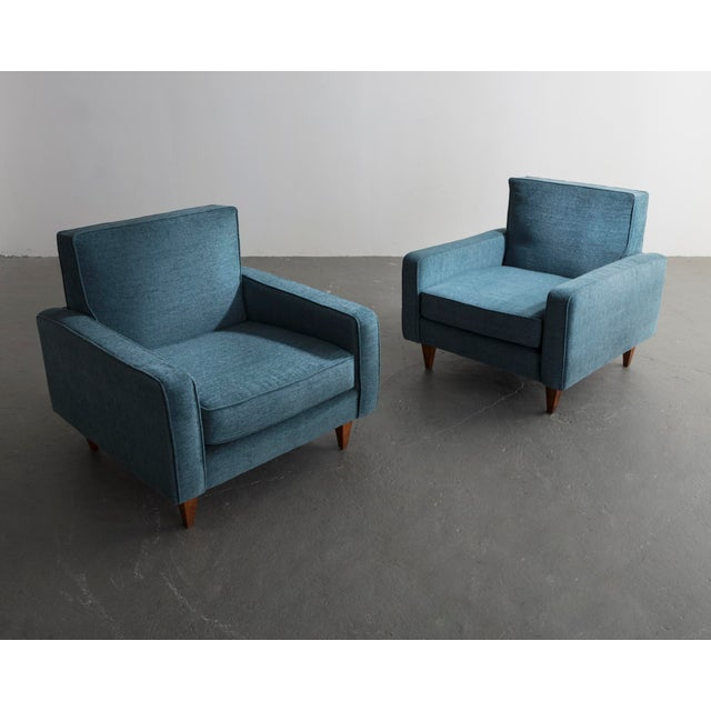 Pair of lounge chairs by Joaquim Tenreiro, Brazil, 1961. For Sale In New York - Image 6 of 6