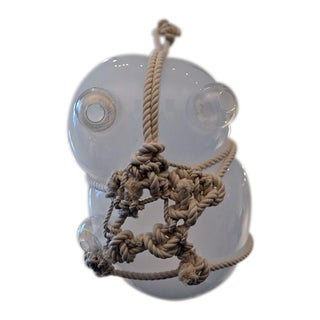 Lindsay Adelman Large Knotty Bubbles Pendant For Sale