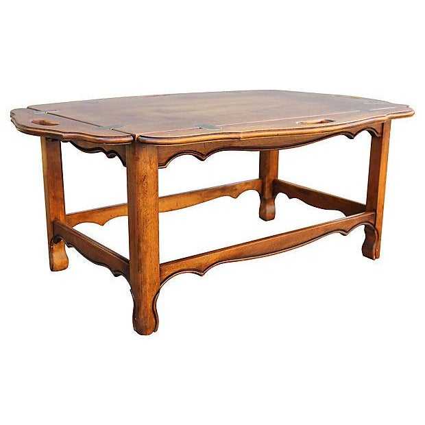 Coffee Table Tray Contemporary