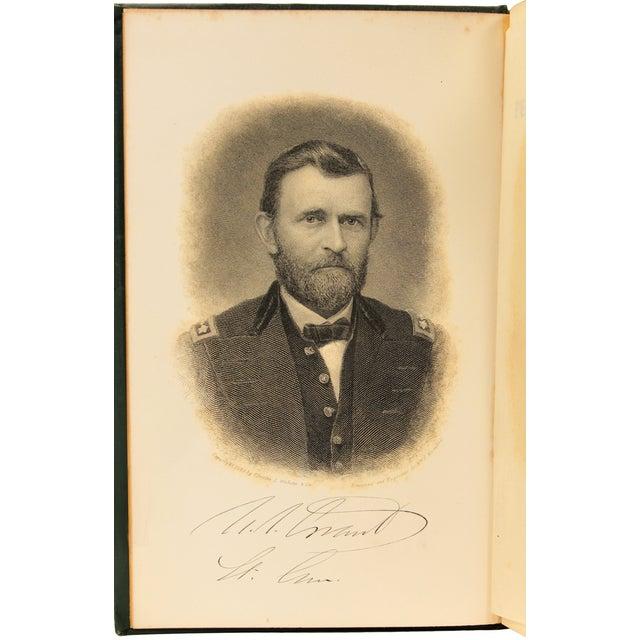 Personal Memoirs of U. S. Grant, First Ed. - Pair - Image 5 of 8