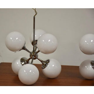 Lightolier Chrome Sputnik Chandeliers - Set of 3 Preview