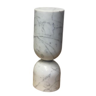 Large Marble Tabletop Pillars For Sale