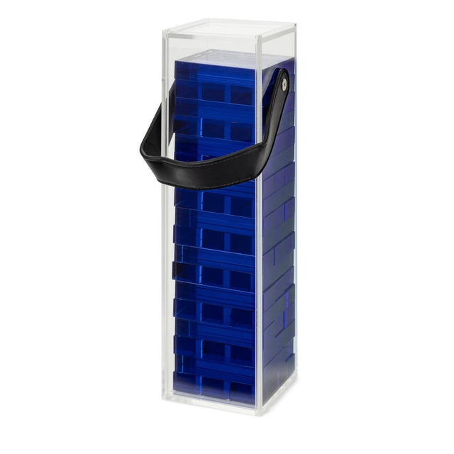 Take on the classic tumble tower game with our new acrylic game set. Each piece is made from hard acrylic to ensure...