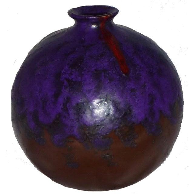 Rosenthal Netter Italian Pottery Vase - Image 1 of 6