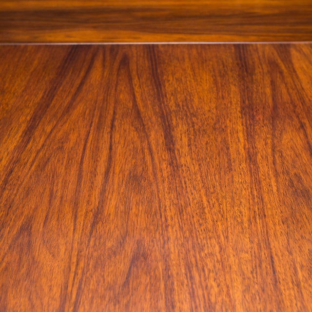 1963 Vintage Rosewood Dining Table - Image 4 of 6