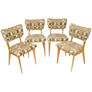 Four Mid Century Dining Chairs - Heywood Wakefield For Sale