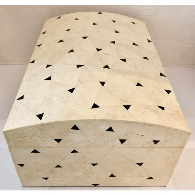 Stone Large Jewelry Box by Oggetti For Sale - Image 7 of 13