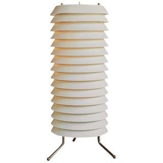 "1955 Modern Scandinavian Ilmari Tapiovaara 'Maija"" Floor Lamp For Sale"
