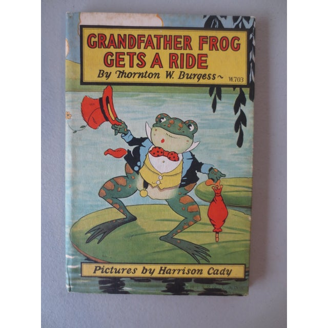 Grandfather Frog Gets a Ride 1st Ed. Book - Image 2 of 8